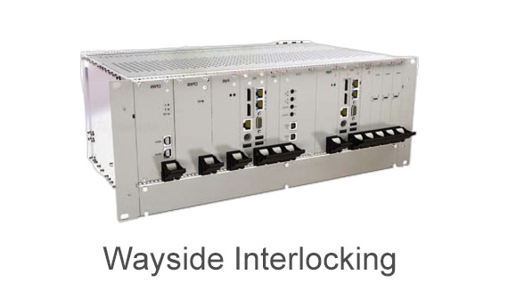 Wayside Interlocking Segment
