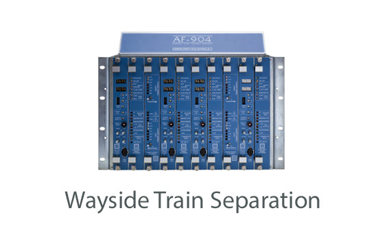Wayside Train Separation Segment